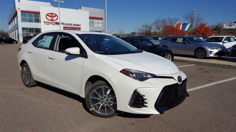 New 2017 Toyota Corolla 50th Anniversary Special Edition