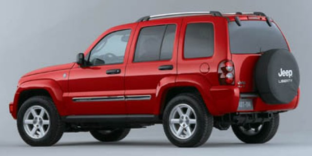 Pre-Owned 2005 Jeep Liberty Limited