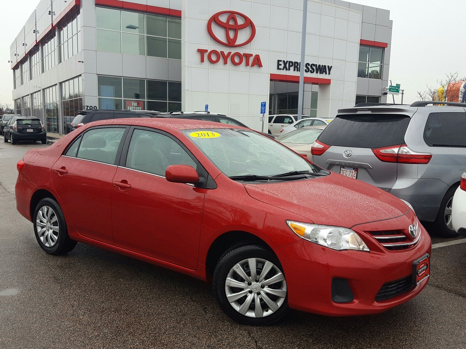 Used inventory expressway toyota autos post for T and d motors bethany ok