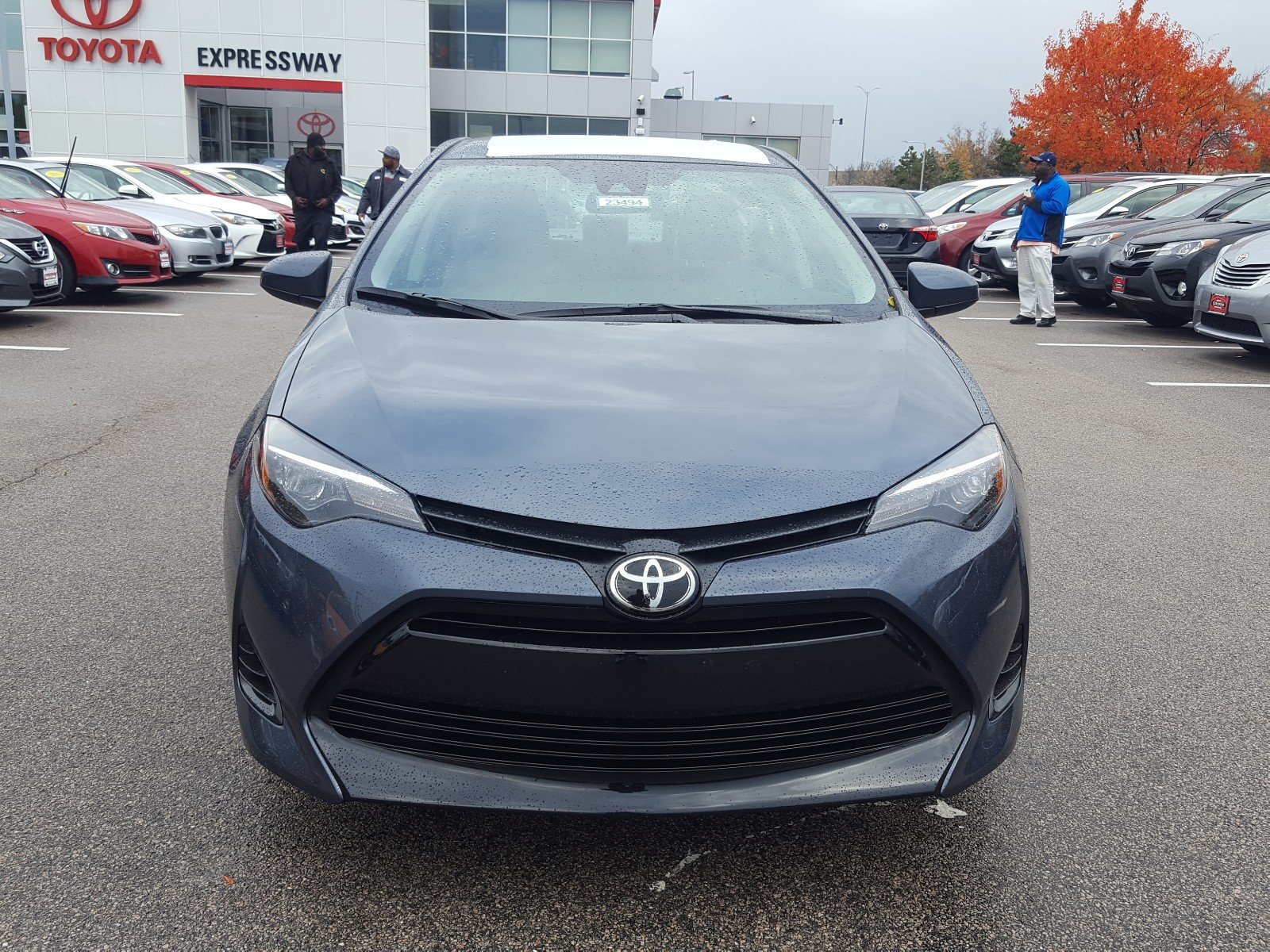 New 2019 Toyota Corolla LE 4dr Car in Boston