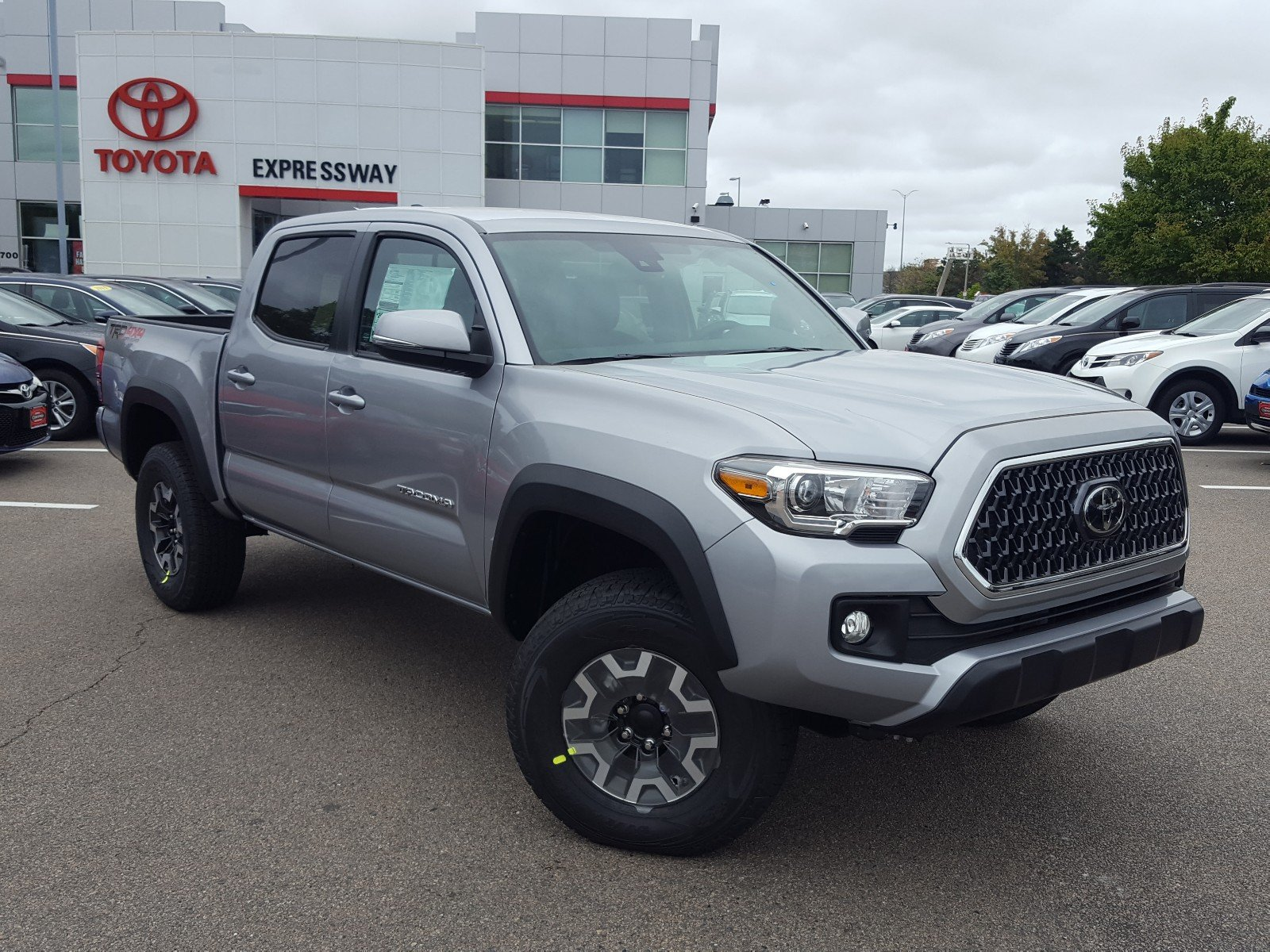New 2019 Toyota Tacoma 4wd Trd Off Road Double Cab 38 669 In Boston