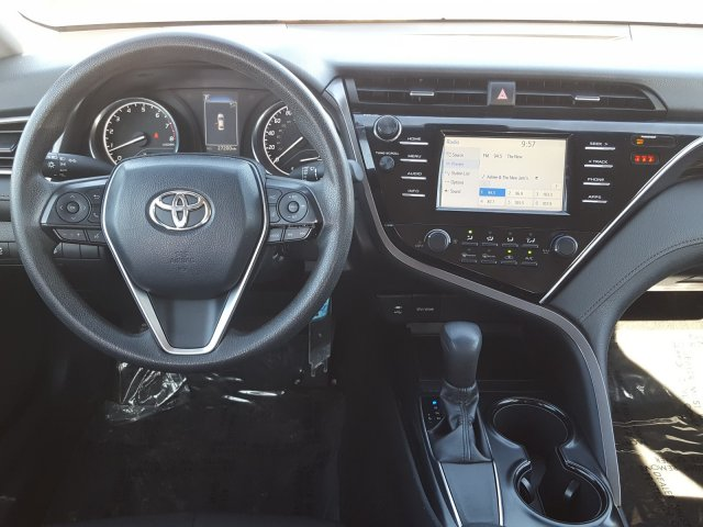Pre-Owned 2018 Toyota Camry LE FWD 4dr Car