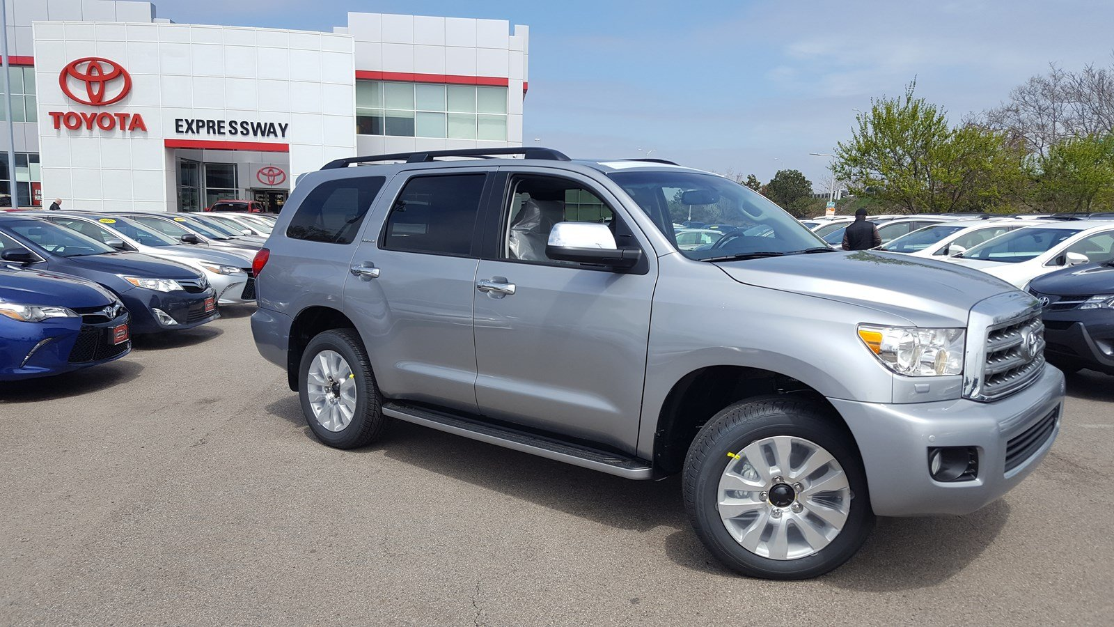 new inventory sport tx sequoia platinum sale amarillo for toyota utility