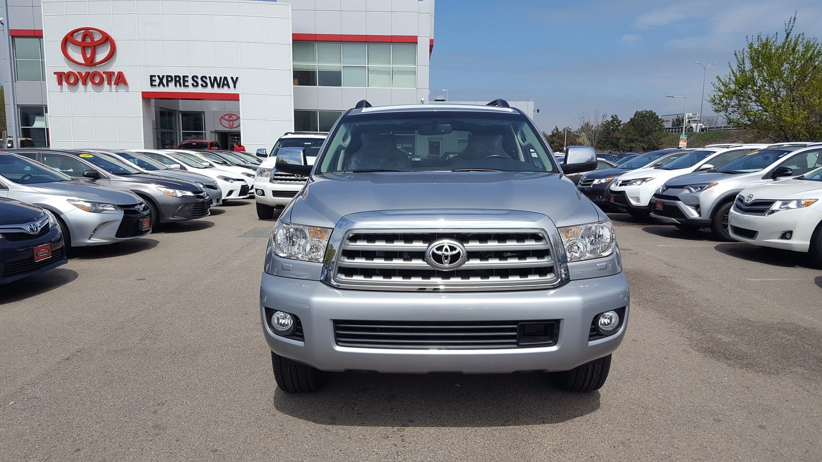 toyota sequoia limited cars auto suv