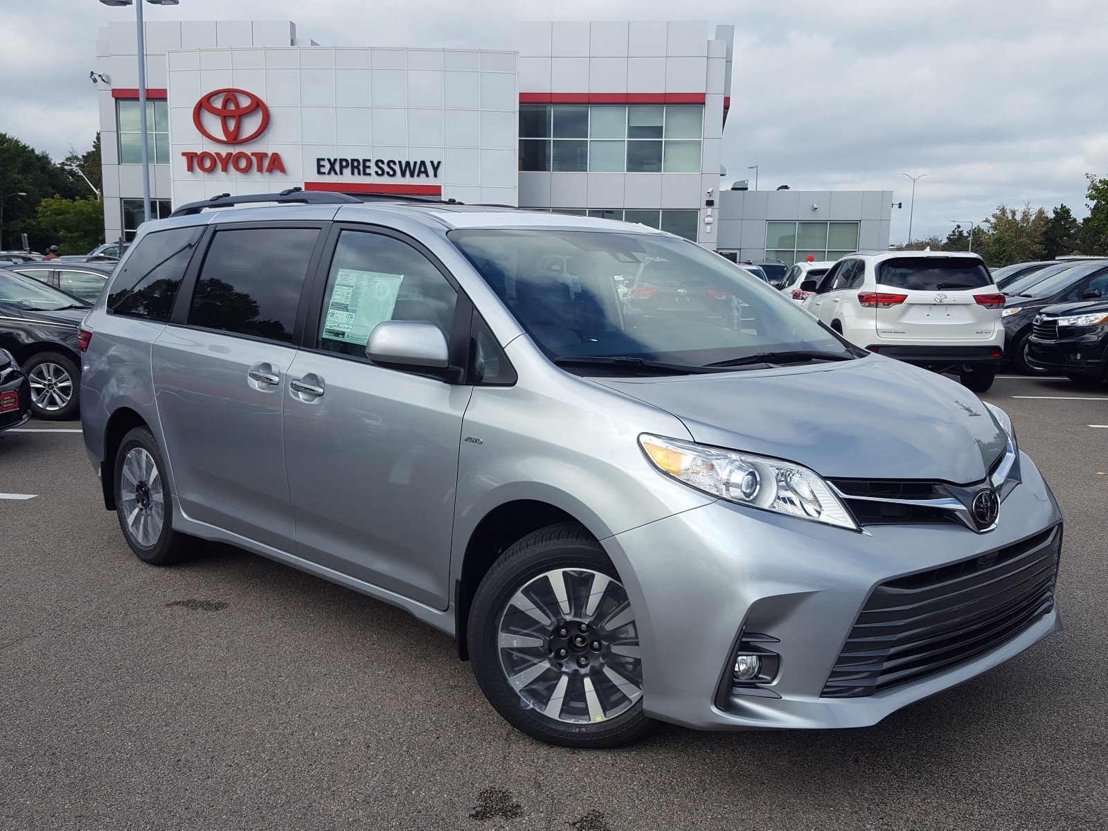 Toyota Sienna Service Manual: ABS Control System Malfunction