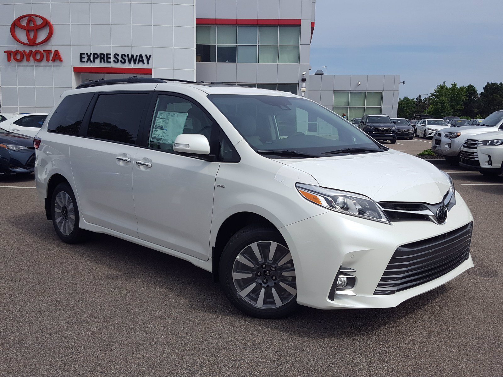 new 2020 toyota sienna limited premium mini van passenger for sale in boston ma expressway toyota new 2020 toyota sienna limited premium