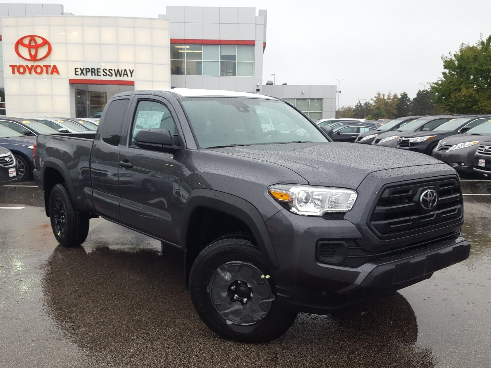 New 2019 Toyota Tacoma 4wd Sr Access Cab In Boston 23244