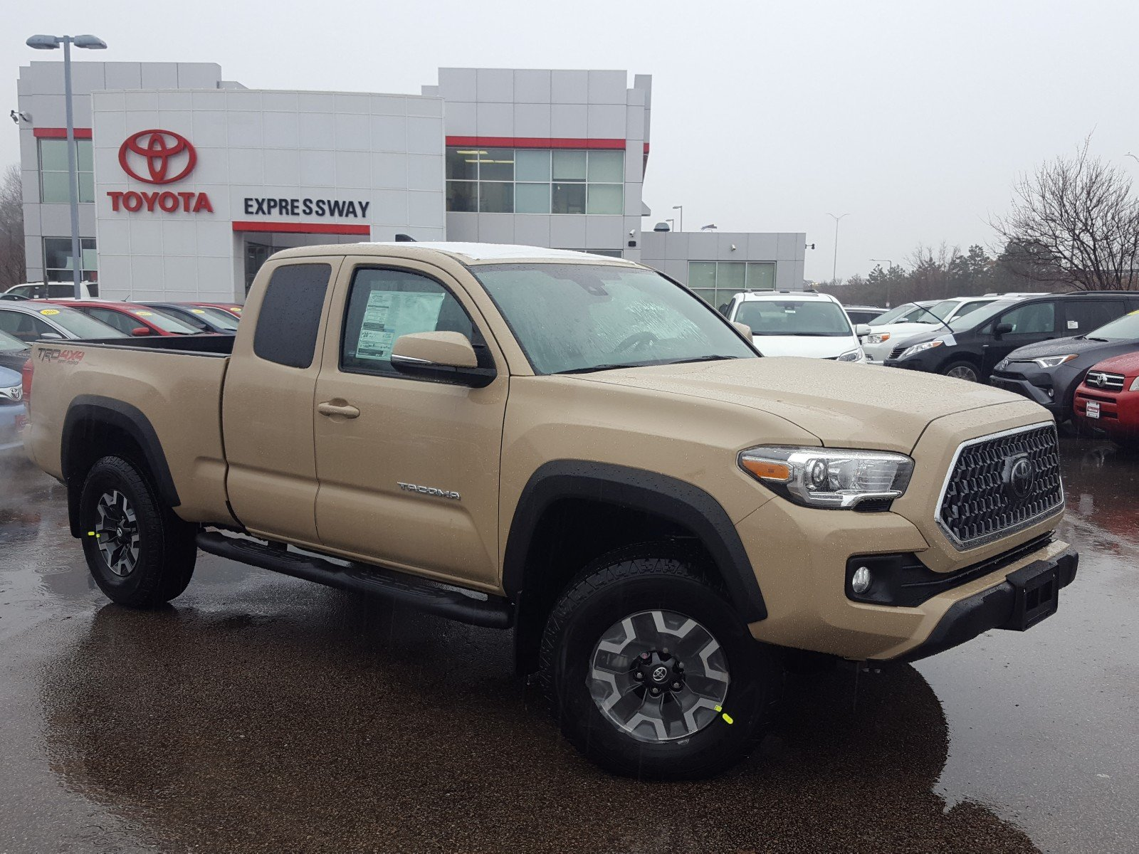 front trd review cars new toyota tacoma road three off motor pro quarter trend