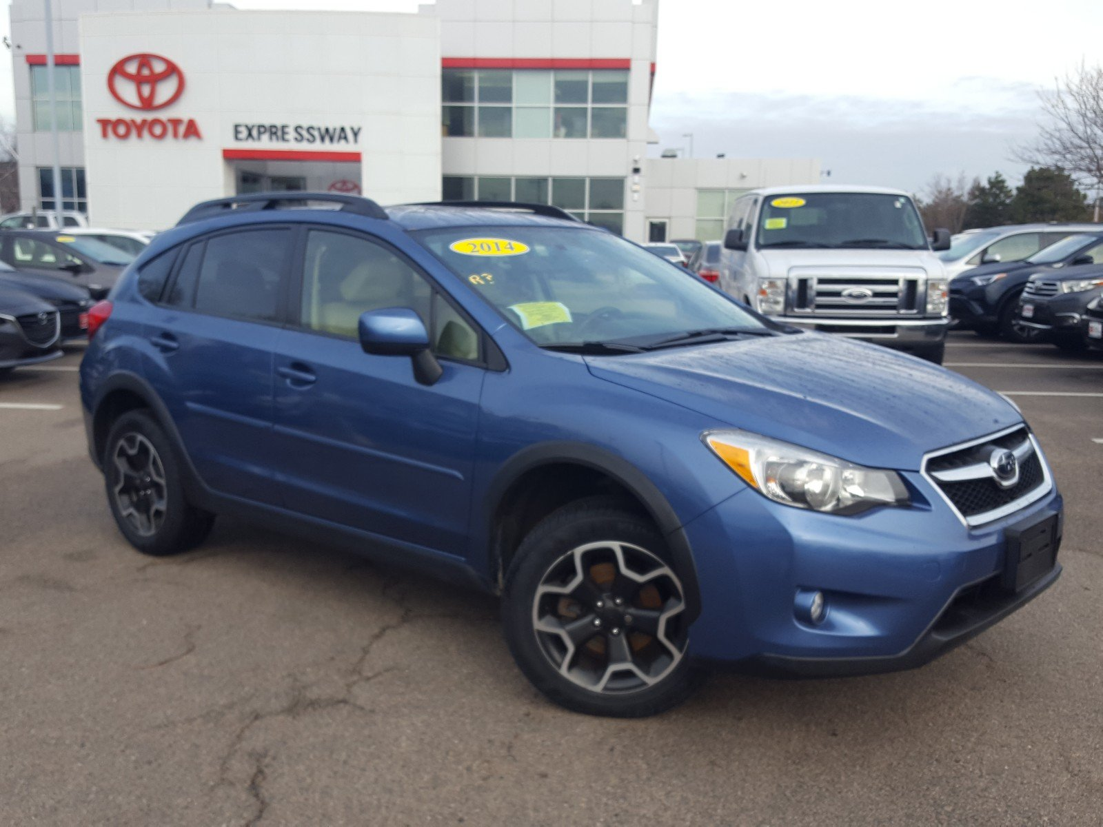 Used Subaru Xv Crosstrek Boston Ma
