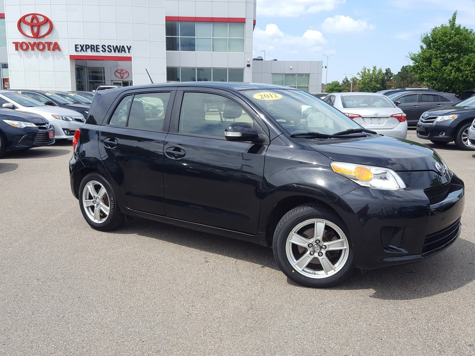 Pre Owned 2012 Scion Xd Release Series 4 0 Hatchback In