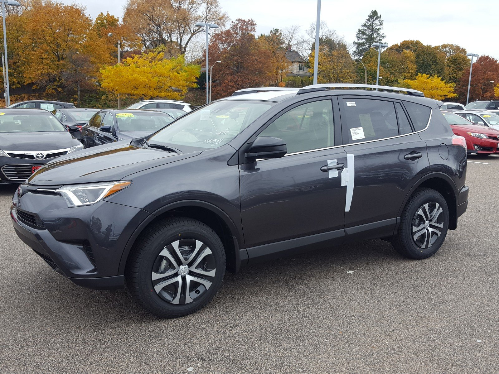 New 2018 Toyota Rav4 Le Sport Utility In Boston 23533 Expressway Rear Suspension Parts