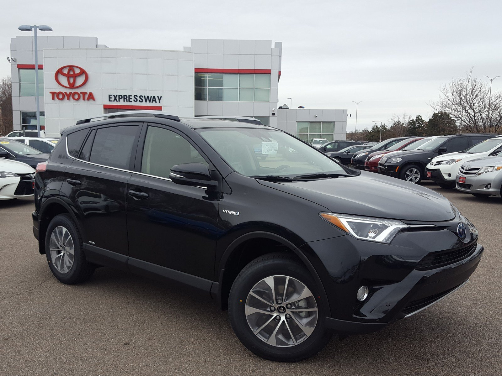 New 2018 Toyota Rav4 Hybrid Xle Sport Utility In Boston 20797