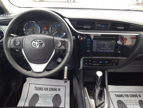 Certified Pre-Owned 2018 Toyota Corolla