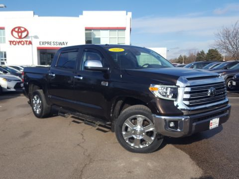 Certified Pre-Owned 2019 Toyota Tundra 4WD 1794 Edition